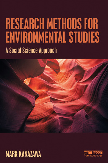 Research Methods for Environmental Studies A Social Science Approach book cover