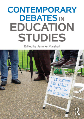 Contemporary Debates in Education Studies book cover