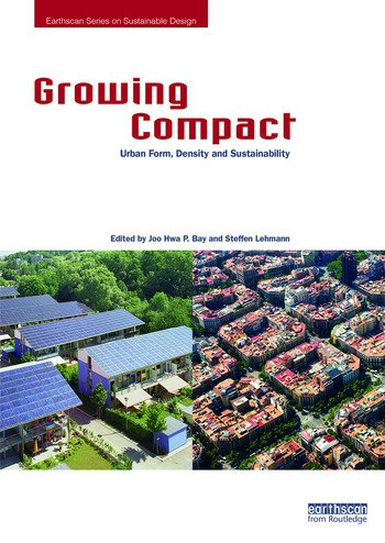 Growing Compact Urban Form, Density and Sustainability book cover