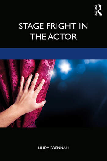 Stage Fright in the Actor book cover