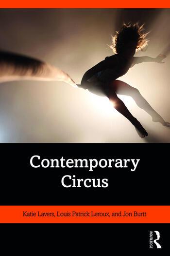 Contemporary Circus book cover