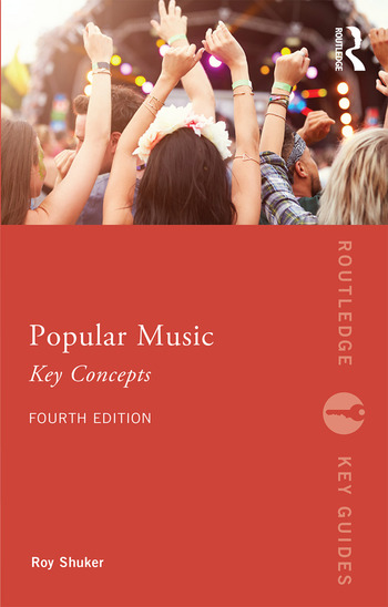 Popular Music: The Key Concepts book cover