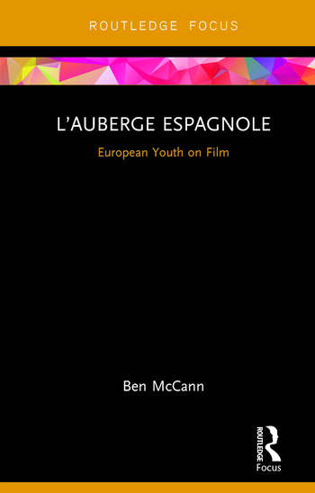 L'Auberge espagnole European Youth on Film book cover