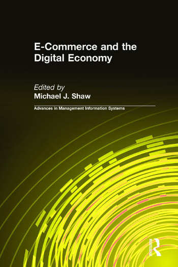 E-Commerce and the Digital Economy book cover