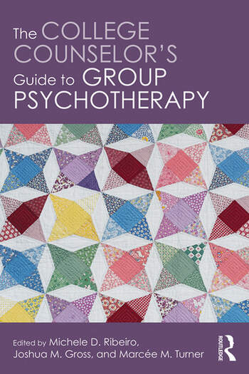 The College Counselor's Guide to Group Psychotherapy book cover