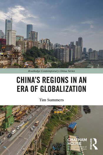 China's Regions in an Era of Globalization book cover