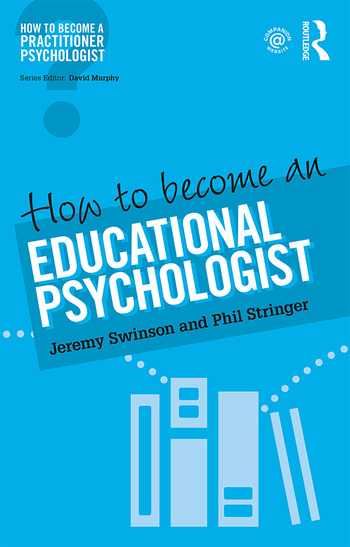 How to Become an Educational Psychologist book cover