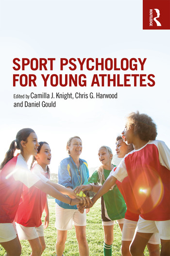 Sport Psychology for Young Athletes book cover
