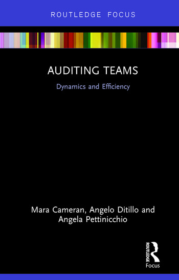 Auditing Teams Dynamics and Efficiency book cover