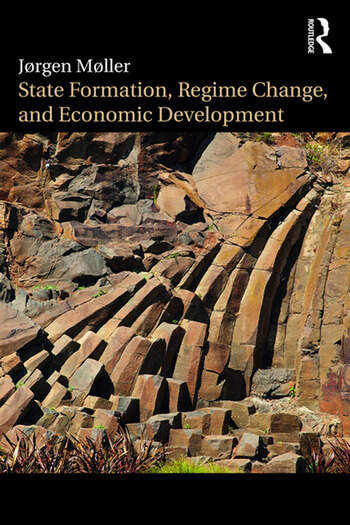 State Formation, Regime Change, and Economic Development book cover