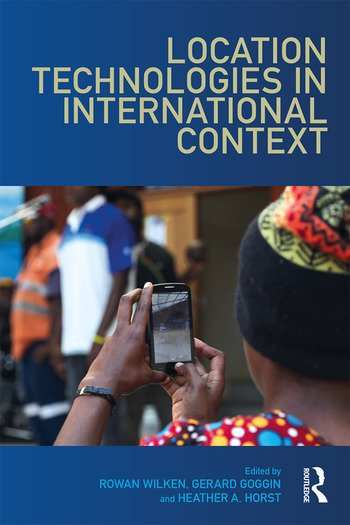 Location Technologies in International Context book cover