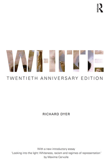 White Twentieth Anniversary Edition book cover