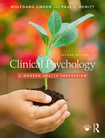 Clinical Psychology A Modern Health Profession book cover