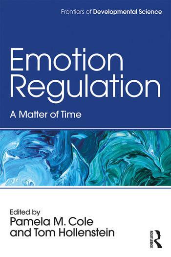 Emotion Regulation A Matter of Time book cover