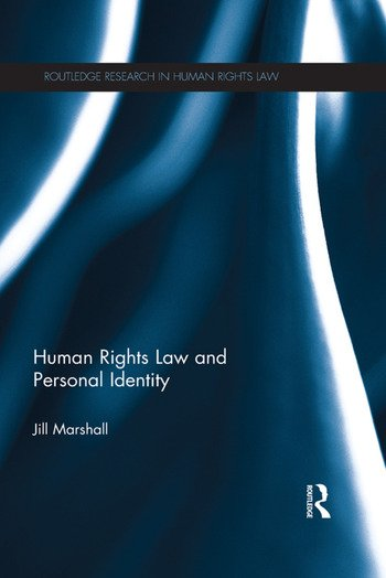 Human Rights Law and Personal Identity book cover