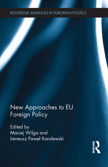 New Approaches to EU Foreign Policy book cover
