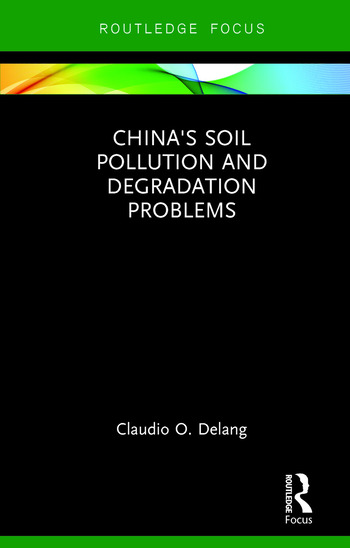 China's Soil Pollution and Degradation Problems book cover