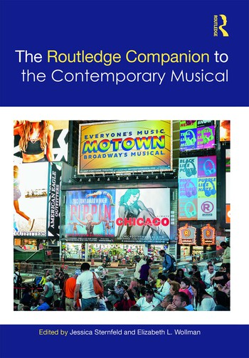 The Routledge Companion to the Contemporary Musical book cover