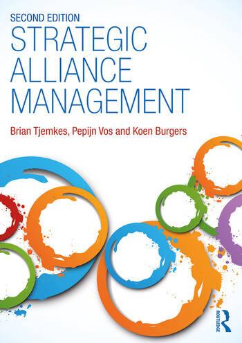 Strategic Alliance Management book cover
