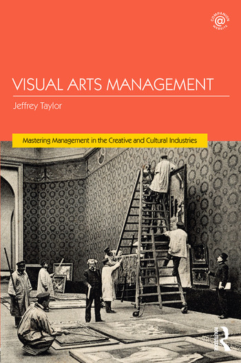 Visual Arts Management book cover