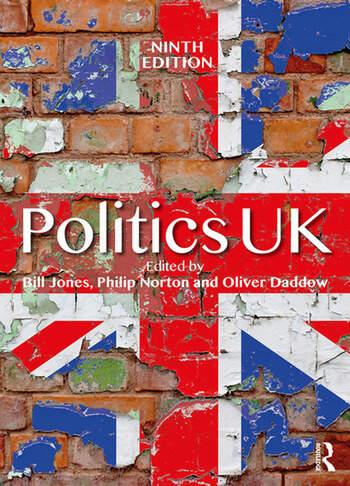 Politics UK book cover