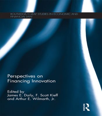 Perspectives on Financing Innovation book cover