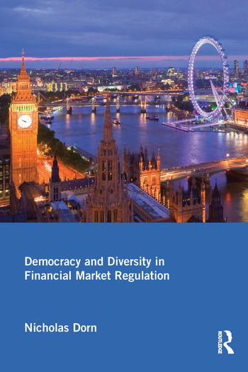 Democracy and Diversity in Financial Market Regulation book cover
