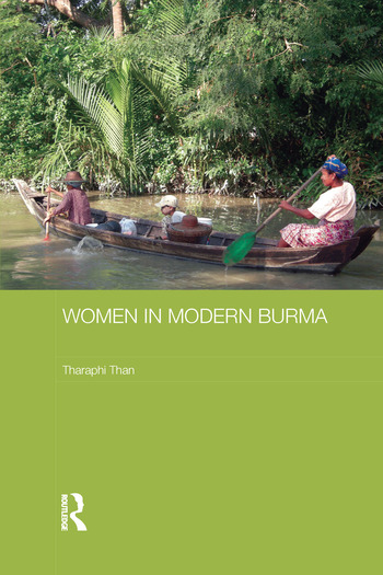 Women in Modern Burma book cover