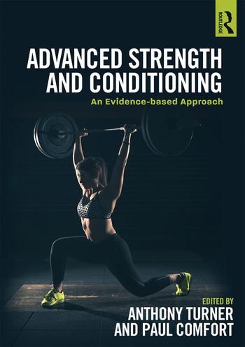 Advanced Strength and Conditioning An Evidence-based Approach book cover
