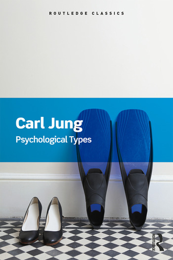 Psychological Types book cover