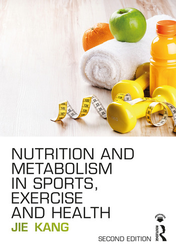 Nutrition and Metabolism in Sports, Exercise and Health book cover