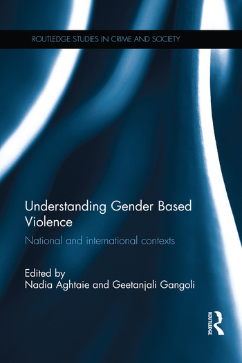 Understanding Gender Based Violence National and international contexts book cover