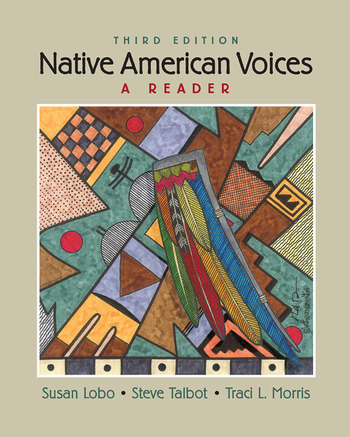 Native American Voices book cover