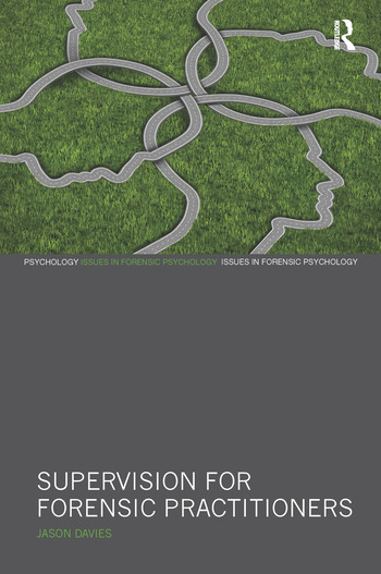 Supervision for Forensic Practitioners book cover