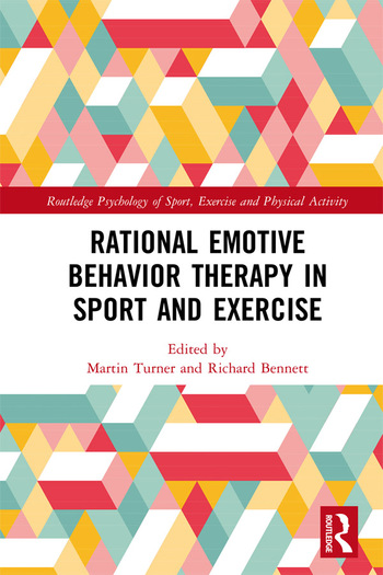 Rational Emotive Behavior Therapy in Sport and Exercise book cover