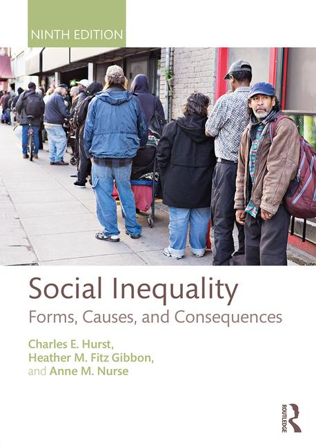 Social Inequality Forms, Causes, and Consequences book cover