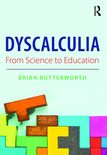 Dyscalculia: from Science to Education book cover