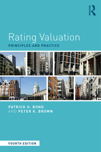 Rating Valuation Principles and Practice book cover