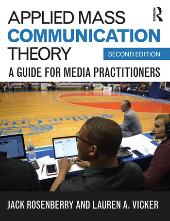 Applied Mass Communication Theory A Guide for Media Practitioners book cover