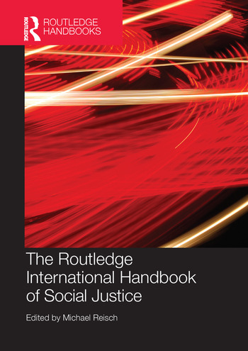 The Routledge International Handbook of Social Justice book cover