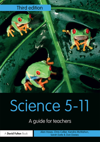 Science 5-11 A Guide for Teachers book cover
