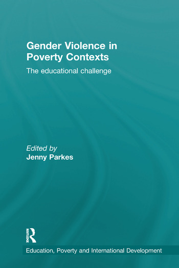 Gender Violence in Poverty Contexts The educational challenge book cover