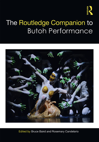 The Routledge Companion to Butoh Performance book cover