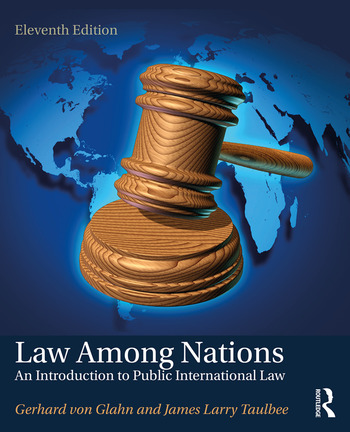 Law Among Nations An Introduction to Public International Law book cover