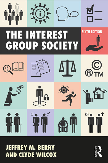 The Interest Group Society book cover