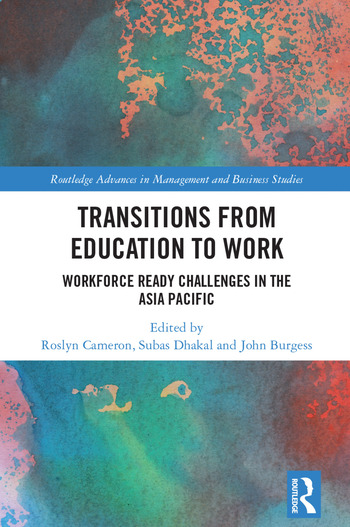 Transitions from Education to Work Workforce Ready Challenges in the Asia Pacific book cover