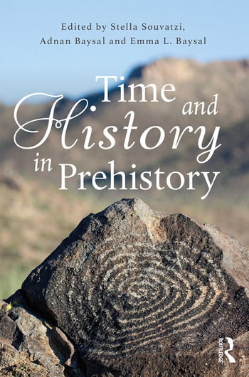 Time and History in Prehistory book cover