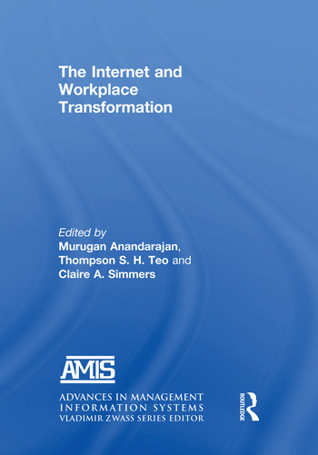 The Internet and Workplace Transformation book cover