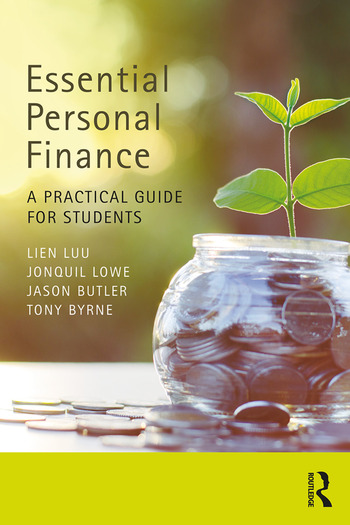 Essential Personal Finance A Practical Guide for Students book cover