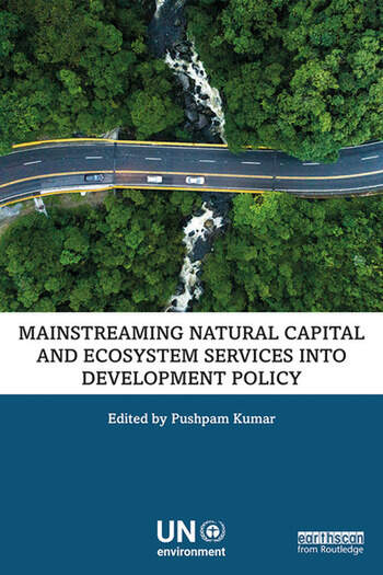 Mainstreaming Natural Capital and Ecosystem Services into Development Policy book cover